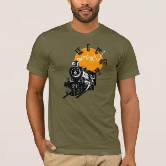 T-shirt Train de vapeur