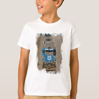 T-shirt Train diesel Etats-Unis