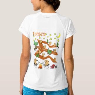 T-shirt Traînée Atlanta #3 de Ragnar
