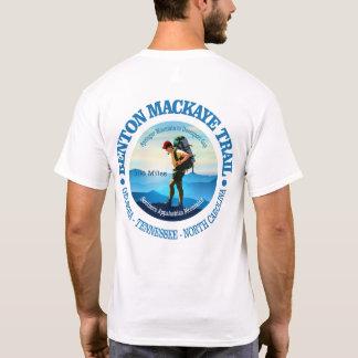 T-shirt Traînée de Benton MacKaye (randonneur C)
