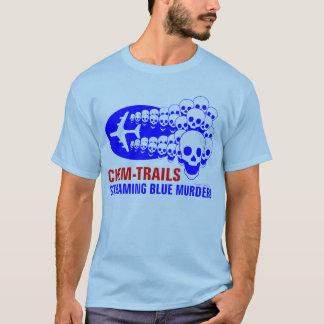 T-shirt Traînées de Chem