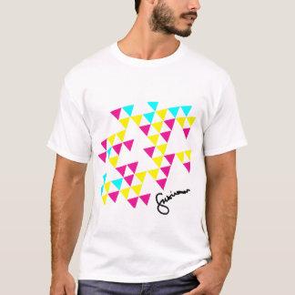 T-shirt Traingle Scatterd