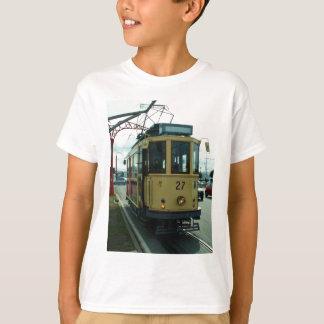 T-shirt Tram britannique classique