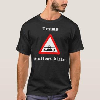 T-shirt Trams - le tueur silencieux