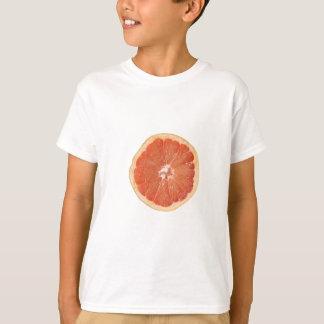 T-shirt Tranche de pamplemousse