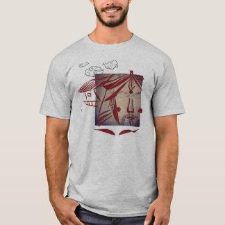 T-shirt Tranche samouraï