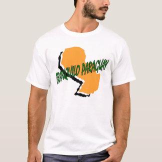 T-shirt tranquilo Paraguay
