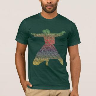 T-shirt Transe de derviche
