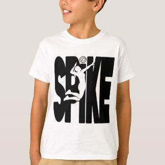 T-shirt TRANSITOIRE de VB, noire
