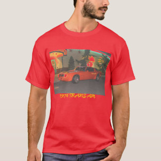 T-SHIRT TRANSPORT 1976 AM T-SHIRT-COLOR