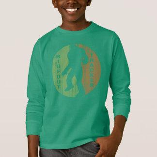 T-shirt Traqueur de Bigfoot