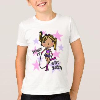 T-shirt Travaillez-le bébé de forme physique de bébé