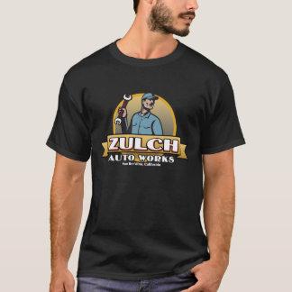 T-shirt Travaux d'automobile de Zulch