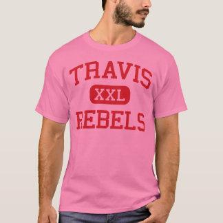 T-shirt Travis - rebelles - lycée - Austin le Texas