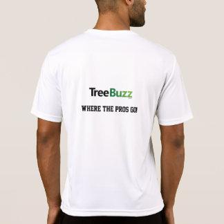 T-shirt TreeBuzz a adapté T