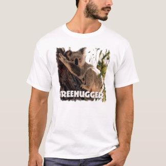 T-shirt Treehugger de koala