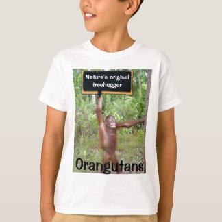 T-shirt Treehugger original de la nature