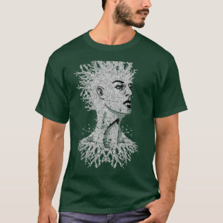T-shirt treelady