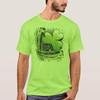 T-shirt Trèfle du jour de St Patrick