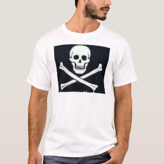 T-shirt Tremble je des bois de construction