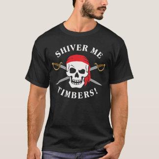 T-shirt Tremble je des bois de construction ! [obscurité]