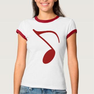 T-shirt Tremblement