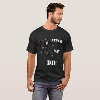"""T-shirt Tremblements de terre """"il ne faut jamais jeter le"""