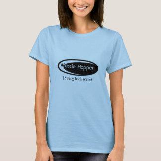 T-shirt Trémie de Westie des dames
