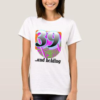 T-shirt Trente-neuvième cadeau d'anniversaire drôle