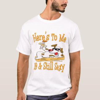 T-shirt trente-neuvième Cadeaux de fête d'anniversaire