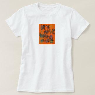 T-shirt Très gentil