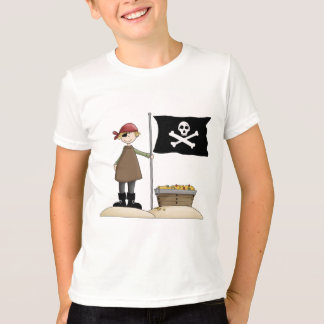 T-shirt Trésor de pirate