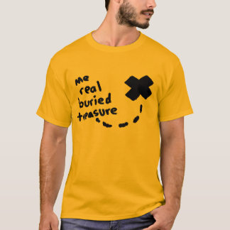 T-shirt Trésor enterré