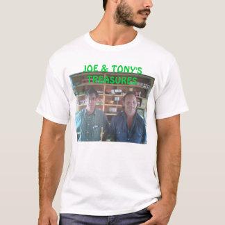 T-shirt TRÉSORS joeandtony, de JOE et de TONY