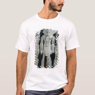 T-shirt Triade de Menkaure avec la déesse Hathor