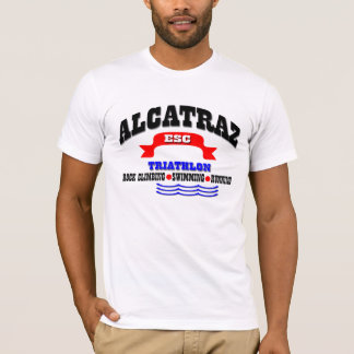 T-shirt Triathlon d'Alcatraz