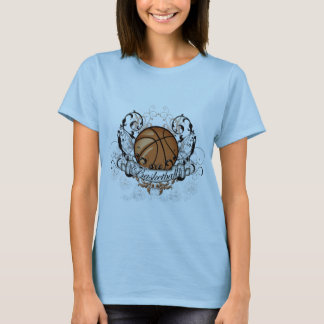 T-shirt Tribal de basket-ball