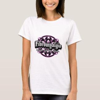 T-shirt Tribal de fibromyalgie