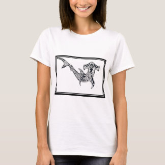 T-shirt Tribu de requin