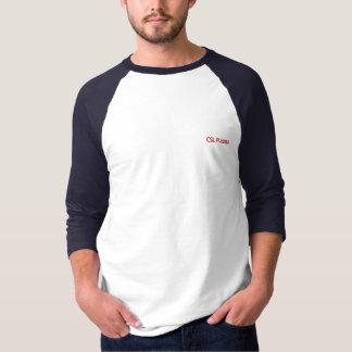 T-shirt tricolore de plasma de CSL