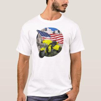 T-shirt Tricycle de Rushmore