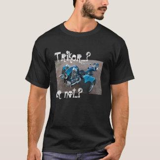 t-shirt triker noir