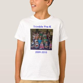 T-shirt Trimble Pre-K, 2009-2010