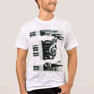 T-shirt Triple et basse