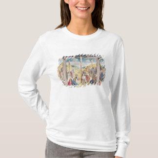T-shirt Triptyque de la crucifixion