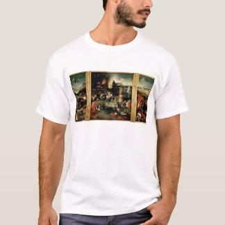 T-shirt Triptyque : La tentation de St Anthony