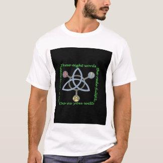 T-shirt Triquetra (coutume)