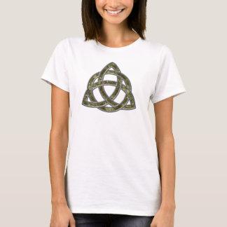 T-shirt Triquetra naturel