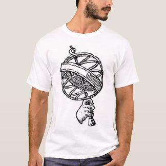 T-shirt Trismegistus conçoit de doubles logos