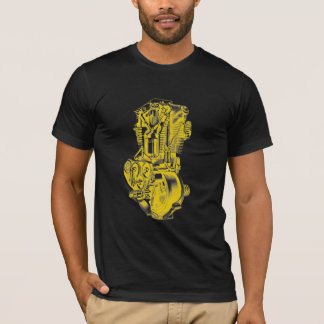 T-shirt Triton - pré-unité